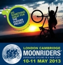 London to Cambridge Moonriders in aid of The Hunger Project