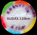 Brighton Rock 110km Audax : Pinkie Brown Returns