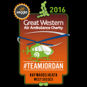 UKCE: Team Jordan Charity Ride - Great Western Air Ambulance