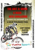 The Grit & Grime 6 Hour MTB Challenge 2016