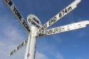 Lands End to John O'Groats Cycle - Camping