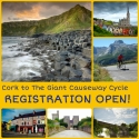 Cork to the Giant's Causeway Cycle Challenge