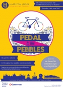 Pedal to the Pebbles