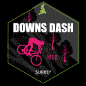 UKCE Downs Dash MTB