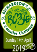 """RICHARDSONS RUMBLE """"Come & Try"""" Sportive"""