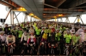Cyclists Brave Tough Conditions to Complete Gran Fondo New York