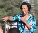 Dame Kelly Holmes Takes on Cycling Challenge