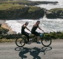 Sun Shines on Holyhead as Over 1,400 Cyclists Descend on Anglesey for Tour de Mon