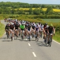 Searing Heat And A Scorching Pace Make Fourth Tour Of Cambridgeshire A Red Hot Hit