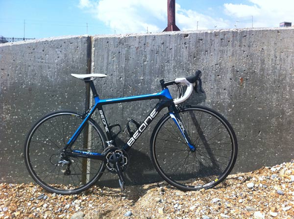 News Review Beone Pearl Comp Road Bike