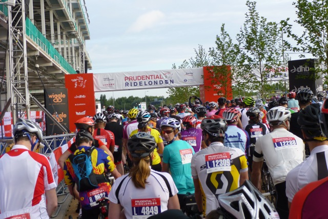 Cyclosport org - Event Reviews - Prudential RideLondon REVIEW