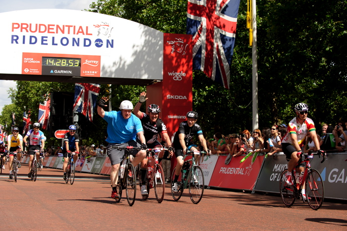Cyclosport org - News - Registration for 2014 Prudential RideLondon