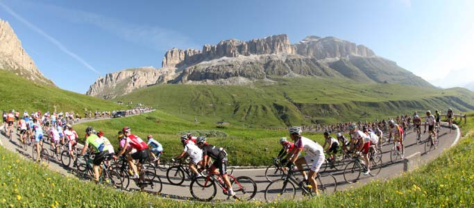 Ride Italy's most spectacular sportive