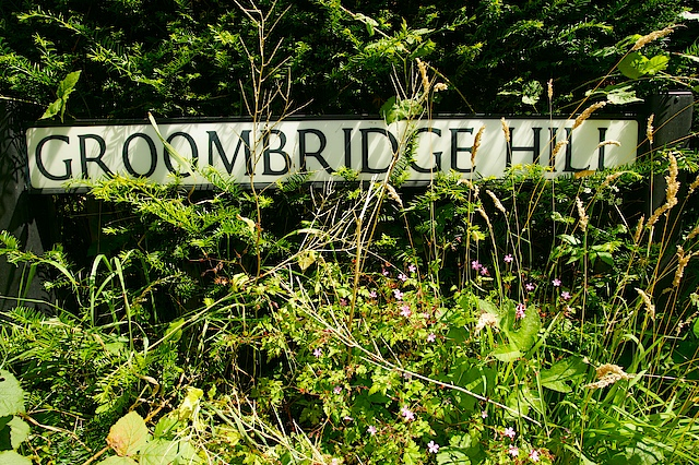 groombridge sign