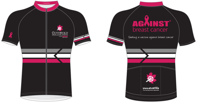 Cotswold Spring Classic jersey