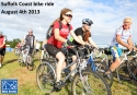 Suffolk Coast ride for the RSPB