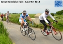 Great Kent ride for Allergy UK