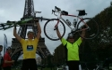 London to Paris Cycle - More Adventure