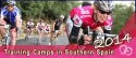 Training Camps in Southern Spain