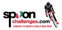 Wooden Spoon London to Monte Carlo Cycle Challenge