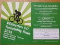 Willesden Reliability Ride