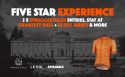 WIN: AN OVERNIGHT STAY AT THE 5* GRANTLEY HALL HOTEL, 2 ENTRIES TO STRUGGLE DALES YORKSHIRE SPORTIVE + LE COL JERSEY & STRUGGLE BUNDLE EACH...